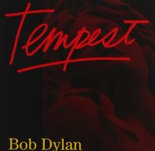 BOB DYLAN TEMPEST CD ROCK 2012 NEW