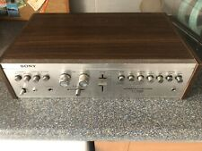 More details for sony ta-1066 intergrated stereo amplifier home sound system music centre hifi