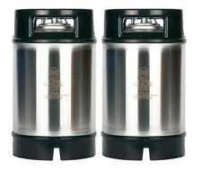 AEB 2 Pack- 2.5 Dual Rubber Kegs With Free Oring Kit