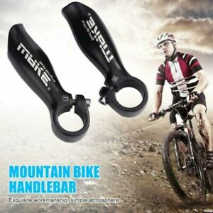 1Pair MTB Bicycle Bike Handlebar Rubber Grips Cycling Lock-On Bar Ends Grips