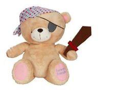25cm Forever Friends Plush Pirate Teddy Bear