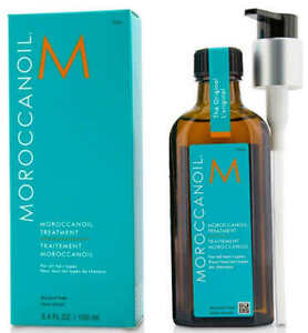 Moroccanoil Moroccan Oil Treatment 100ml with Pump For All Hair Types
