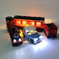 LED Light Kit Set For Lego 4841 and 16031 Harry Potter Hogwarts Train Express