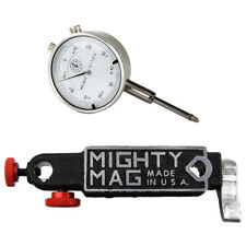 Mighty Mag 400 3 Magnetic Base With Release Lever Amp 1 Dial Indicator Set