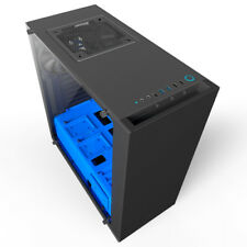 Cajas azules NZXT para ordenador