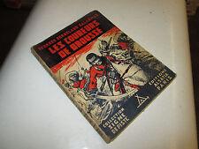 signe de piste .. les coureurs de brousse ..g.cerbelaud salagnac. ed alsa.1946
