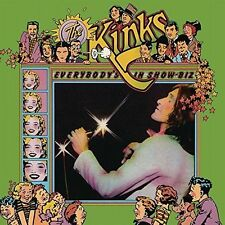 Everybody's in Show-Biz [LP] by The Kinks (Vinyl, Jun-2016, 3 Discs, Sony Music)