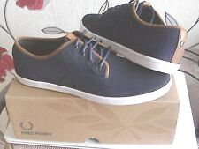 NEW FRED PERRY HUNT mens trainers/shoes size 7