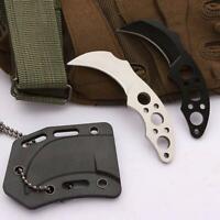 Taktische Schlüsselanhänger Ring Taschenmesser für Outdoor Survival EDC Tools Sp