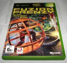 Fuzion Frenzy XBOX Original PAL *Complete* Fusion