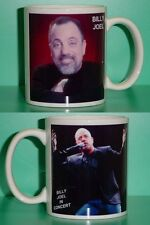 Billy Joel - with 2 Photos - Designer Collectible Gift Mug