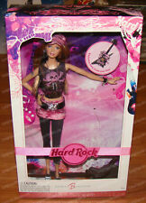 Hard Rock Barbie Collector Edition (Pink Label by Mattel, K7906) 2006