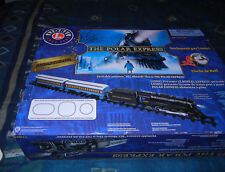Lionel The Polar Express Battery Powered Train Set Nib 1456685 7-11824