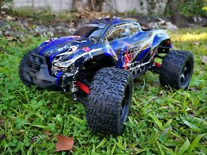 Remo hobby MMAX 4X4 Brushless 1/10 4WD RTR Monster Truck