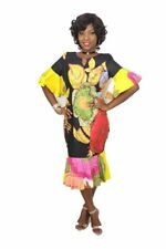 87277e10aa African Fashion Plus Size Dresses for Women   eBay