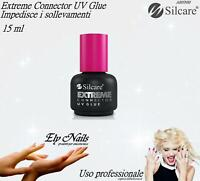 Extreme Connector UV Glue 15 ml - SILCARE - Ricostruzione Unghie Nail Art