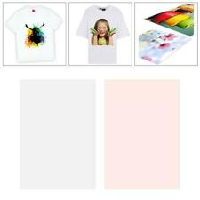 "50 Sheets A4 Sublimation Heat Transfer Paper for Specialty Printing 8"" x 11.5"""