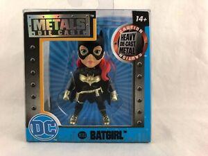 Metals - Die Cast - DC - Batgirl -  Figure - M383 - Jada Toys - NEW