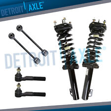 6pc Front Struts & Outer Tie Rods for 2005-2010 Jeep Grand Cherokee & Commander