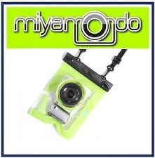 Tteoobl T-018M Waterproof Case for Digital Camera (Green)