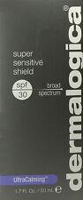 Dermalogica Super Sensitive Shield Spf 30 50ml(1.7oz) Brand New