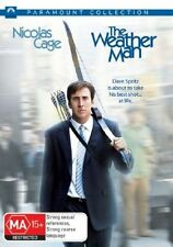 The Weather Man (DVD, 2006). Nicolas Cage. TWO AVAILABLE. PRICE PER DVD