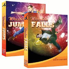 Wushu / Kung Fu Tricking DVD Set (Jumping Techniques)
