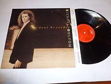 MICHAEL BOLTON - Soul Provider - 1989 UK 10-track LP