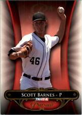 2010 TRISTAR Pursuit Gold #125 Scott Barnes /50