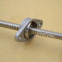 2pcs KFL08 FL8 Acme Leadscrew Assembly block bearing Support For 8mm CNC Reprap