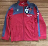 Under Armour UA Youth M warm Up Jacket Soccer Msrp $55