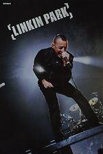 CHESTER BENNINGTON - A3 Poster (42 x 28 cm) - Linkin Park Clippings Sammlung NEU