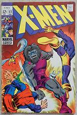 X-Men 53 (Uncanny, 1963 series), Marvel comics