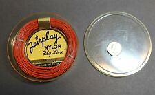 New listing Vintage Cortland Fairplay Nylon Fly Line Level Size C 25 Yards New Old Stock