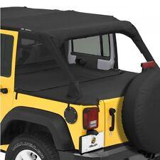 Jeep Wrangler JK 4türer Duster Abdeckung Verlängerung Black Diamond Bestop 07-15