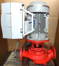 KSB ETALINE-HDX 80 Kreiselpumpe Wasserpumpe DN80 11kW Pump-Drive 5011K00BH0SI4