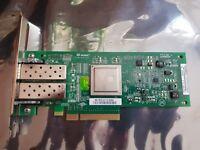 FC Fibre Channel 8GFC SFP+ Dual Port PCI-e 2.0 x8 Dell 6T94G QLogic QLE2562