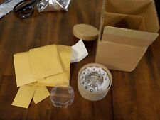 NOS Rotary phone dial replacement kit with parts AECO surplus military