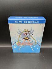 Sailor Moon Sailor Stars Season 5 Part 1 Limited Edition Blu-ray/DVD BRAND NEW