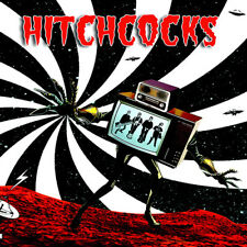 CD - Hitchcocks - It's Alive ! - import surf music from Brazil