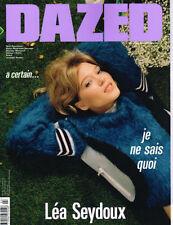 Quarterly Magazines in English Dazed & Confused