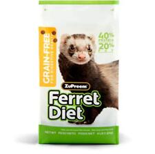 ZuPreem Grain Free Ferret Diet 40% Protein 20% Fat