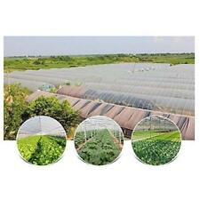 Agfabric® 3.1Mil Clear Plastic Cover Greenhouse Film Keep Plants Warm,12x16ft