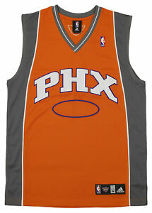 Adidas NBA Men's Phoenix Suns Blank Basketball Jersey, Orange