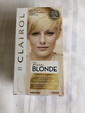 CLAIROL BORN BLONDE ULTIMATE BLONDING SEALED MM 17027