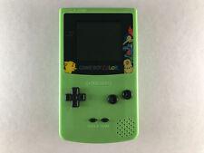 Nintendo Game Boy Color Kiwi Green *POKEMON EDITION*