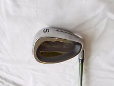 Mesdames Adams Ovation Sand Wedge Aldila Femmes Flex Graphite Shaft Winn Grip
