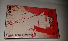 david bowie scary monsters cassette single