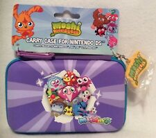 Moshi Monsters - Carry Case For Nintendo DS - Moshlings - Purple - Brand New