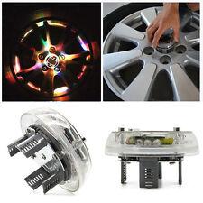 4 Mode 12 LED Car Auto Solar Energy Flash Wheel Tire Light Lamp Decoration 1PC